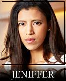 外国人モデルのジェニファー(JENIFFER)