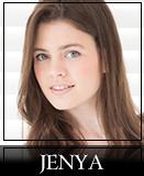 外国人モデルのジェーニャ(Jenya)